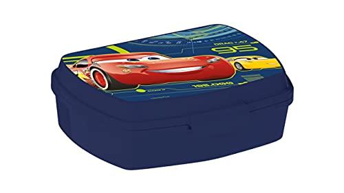 3685; Sandwichera rectangular Disney Cars; producto reutilizable; no bpa