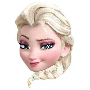 Disney eingefroren Elsa Maske