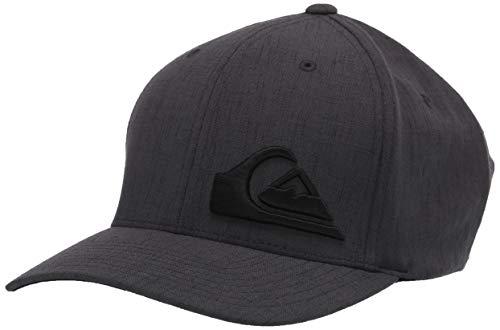 Quiksilver Herren FINAL HAT Baseball Cap, Charcoal Heather, L/XL