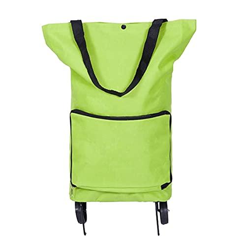 Hktec Shoppingvagn trappklättrare vikbar kundvagn avtagbar shopping shopping vagn varukorgar väskor vattentät shopper utomhus bärbar rullvagn camping picknick handvagn