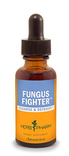 Herb Pharm Fungus Fighter Liquid Herbal Formula for Cleansing and Detoxification - 1 Ounce