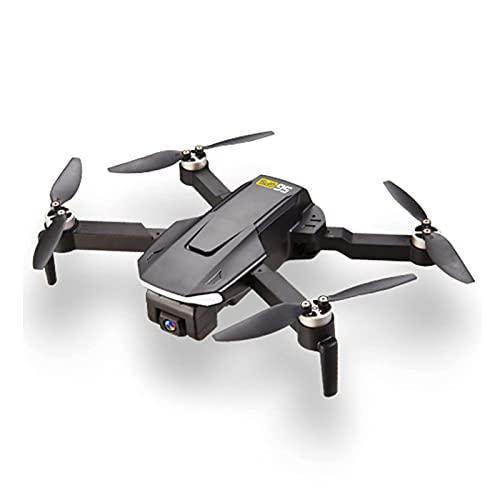 GZTYLQQ Drone GPS Plegable con cámara HD de 6K WiFi FPV Drones para Adultos Motor sin escobillas Quadcopter Seguimiento Inteligente, Gestos para Tomar fotografías