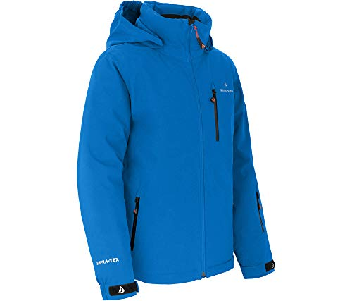 Bergson Kinder Skijacke Lupo, Strong Blue [388], 176 - Kinder