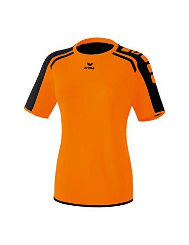 Erima Frauen Zenari 2.0 Trikot orange/schwarz, Größe: 38, Frauen