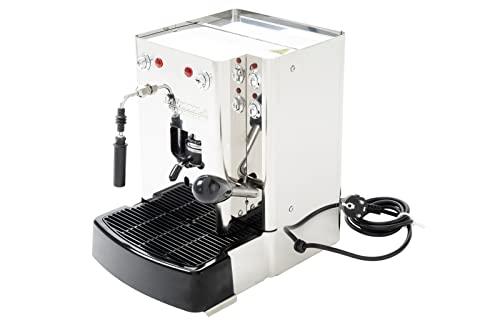 La Piccola Sara Vapore włoski ekspres do kawy z saszetkami ESE | przyjazny dla środowiska i oszczędny w użyciu | do standardowych padów ESE 44 mm
