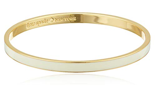 Kate Spade New York Tickle The Ivories Idiom Bangle Cream One Size
