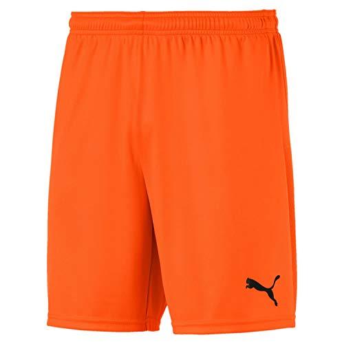 Oferta de PUMA Teamgoal 23 Knit Shorts Pantalones Cortos, Hombre, Golden Poppy, L