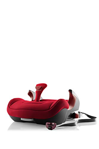 Britax Römer Silla de coche 3,5 años - 12 años, 15 - 36 kg, KIDFIX S, ISOFIX, Grupo 2/3, Fire Red