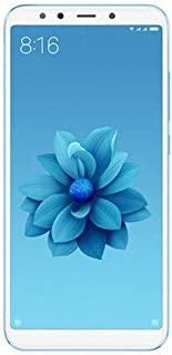 Xiaomi Mi A2 Dual SIM - 32GB, 4GB RAM, 4G LTE, Blue - International Version
