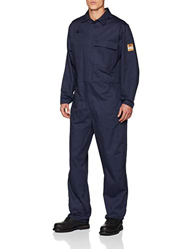 Portwest C030 - CE SafeWelder boilersuit, color Armada, talla Large