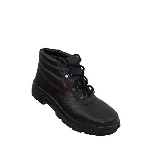 Zapatos de Seguridad PSH O1 FO SRC Zapatos de Escalada Zapatos de Negro B-Stock Trabajan, Tamaño:37 EU