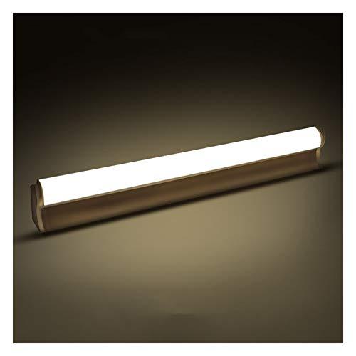 A-ZHP Mirror LED Luz Delantera Cuarto de baño Simple Mirror Gabinete Cuarto de baño Lámpara de tocador