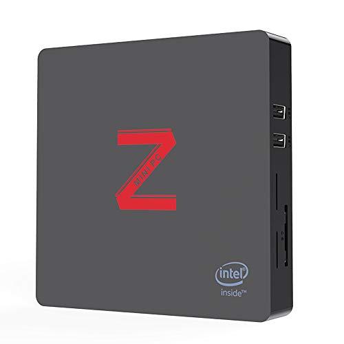 Wiouy Beelink Z85 Office Mini PC 2GB RAM + 32GB/64GB ROM Atom Z8350 Quad Core 64Bit Mini PC
