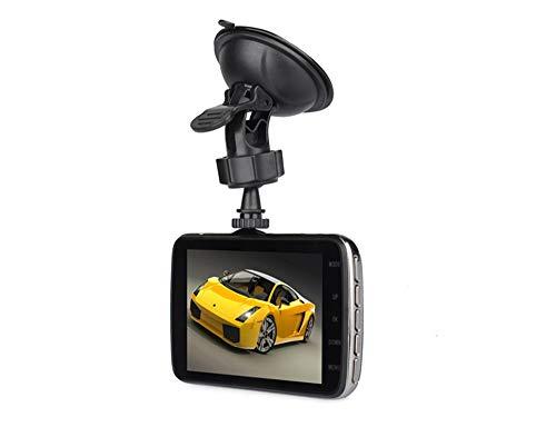 SMAA Cars Dash Camera Dash Cam Dual-Kamera für Vorder- und Rückseite mit 3,8-Zoll-Bildschirmen, 1080P Full Hd, Nachtsicht, Parküberwachung, G-Sensor, 170 ° Weitwinkel und Bewegungserkennung
