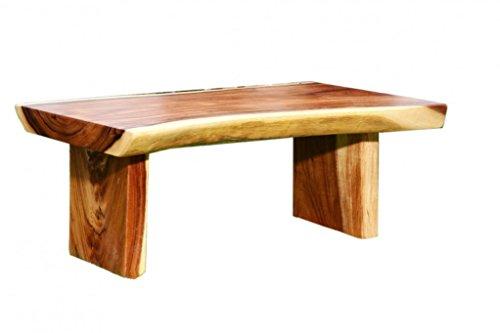 SIT Tisch Couchtisch Baumtisch massiv aus vollem Holz 120 cm