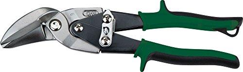 Neo Tools 31-063 Tijeras chapas encorvadas, Corte Derecho