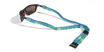 Croakies Suiters Glasses Strap Aquamarine Dream