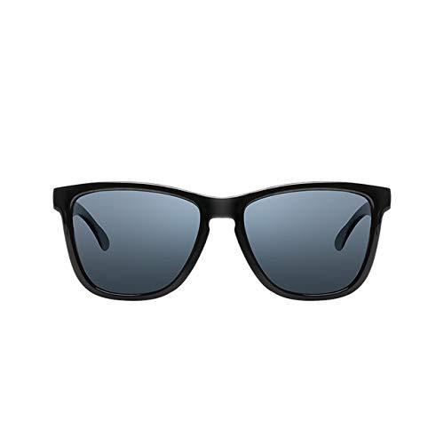 Original Kemite para xiaomi mijia clásico cuadrado gafas de sol selfrepairing TAC polarización lente no Scew gafas de sol 6 capa polarización película