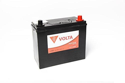 Bateria de coche 50 Ah caja asiática +Dcha