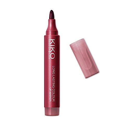 KIKO Milano Long Lasting Colour Lip Marker 106 | Pennarello Labbra No-Transfer, Effetto...