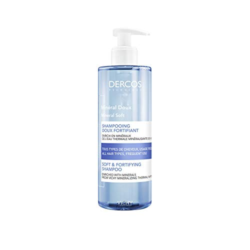 DERCOS Shampoo 1er Pack (1x 400 ml)