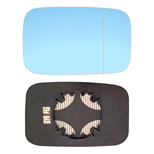 AM-OLFA92-RWABH - Cristal de espejo retrovisor para lado derecho, color azul