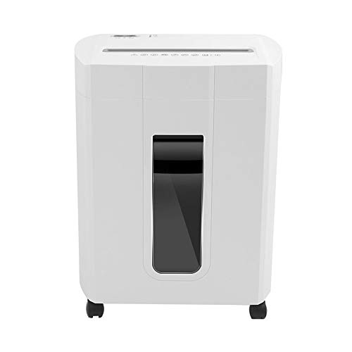 Find Cheap LEFJDNGB Heavy Shredder Duty High Security Level P-5 Super Micro Cut Paper/CD/Card Home O...