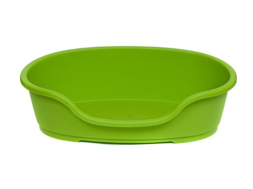 adena Hundekorb Kunststoff 110 cm grün