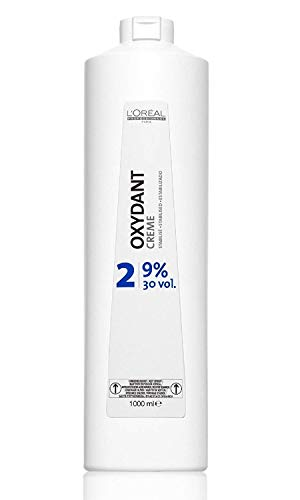 Loreal Oxidant Creme 9% 1000 ml
