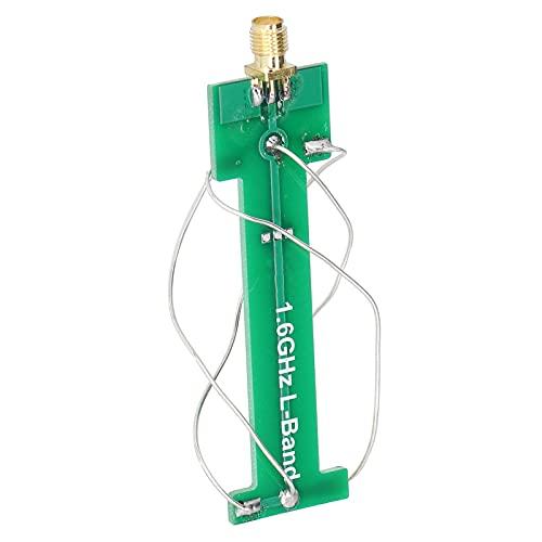 Antena Helicoidal De 4 Brazos, Amplio Rango De Antenas Cuadrifilares Para Laboratorio Para Exteriores(verde)