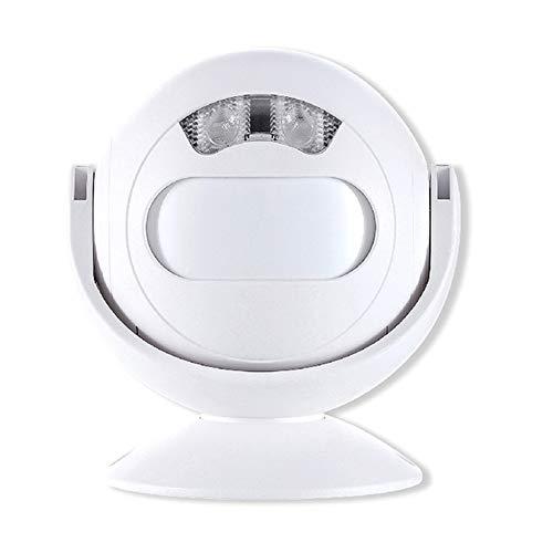 somubi Timbre de bienvenida para puerta BellMotion Detector PIR Tienda Entrada Sensor de Movimiento Infrarrojo Inducción