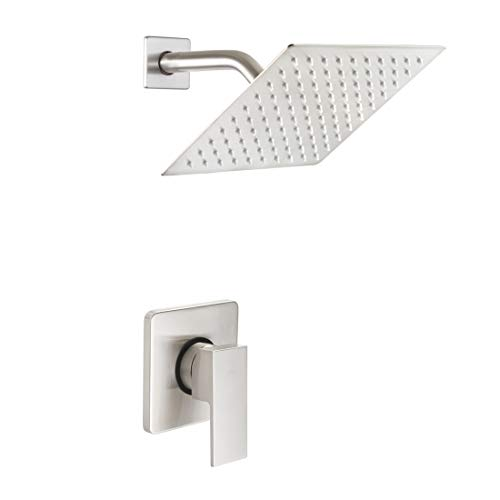 Our #3 Pick is the POP Single Function Shower Faucet Kit