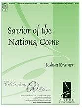 Savior of the Nations Come - HandBell 3-5 - Sheet Music