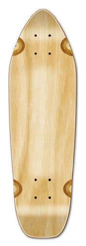 Blank & Graphic Longboard Deck MINI CRUISER