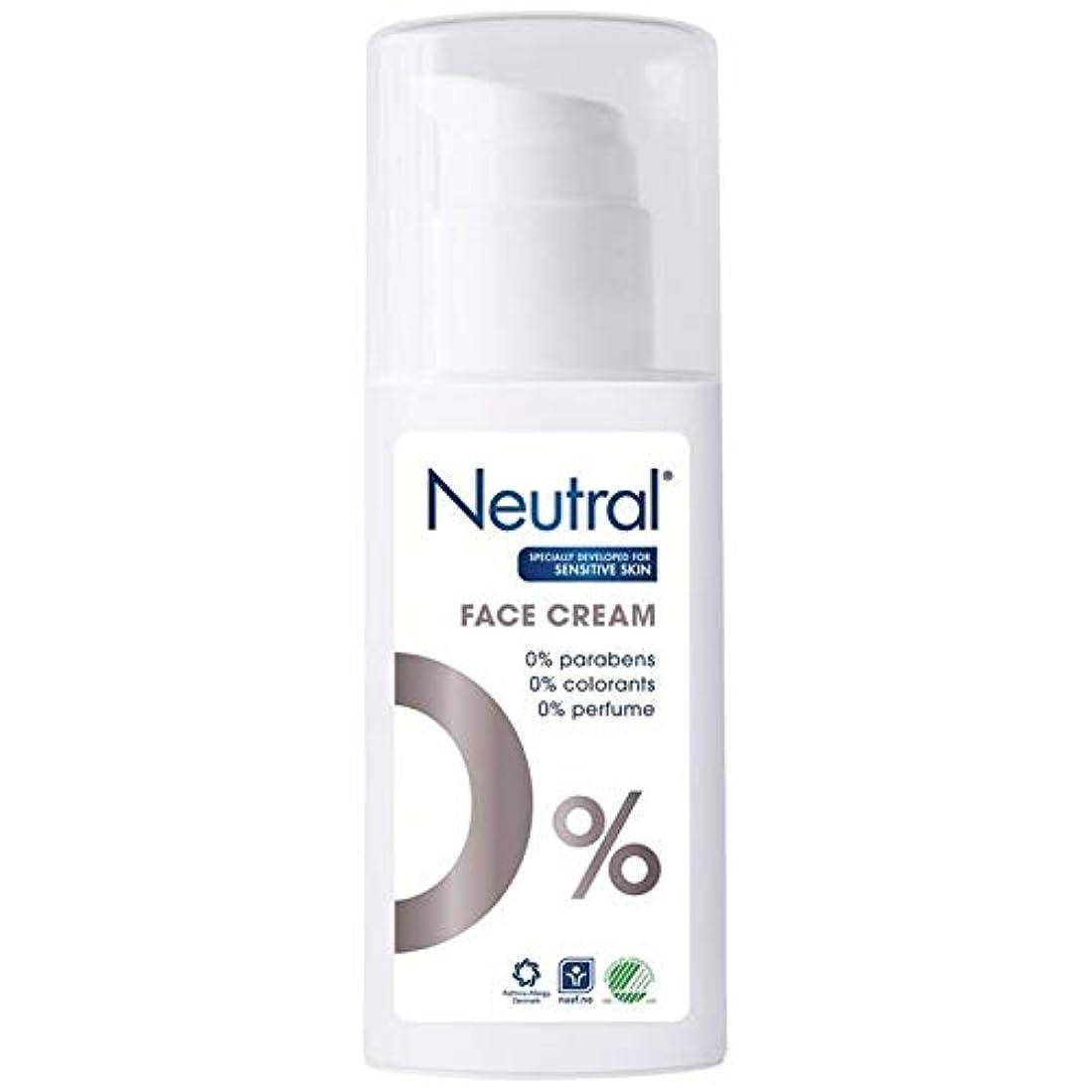 [Neutral ] 中立0%フェイスクリーム50Ml - Neutral 0% Face Cream 50ml [並行輸入品]