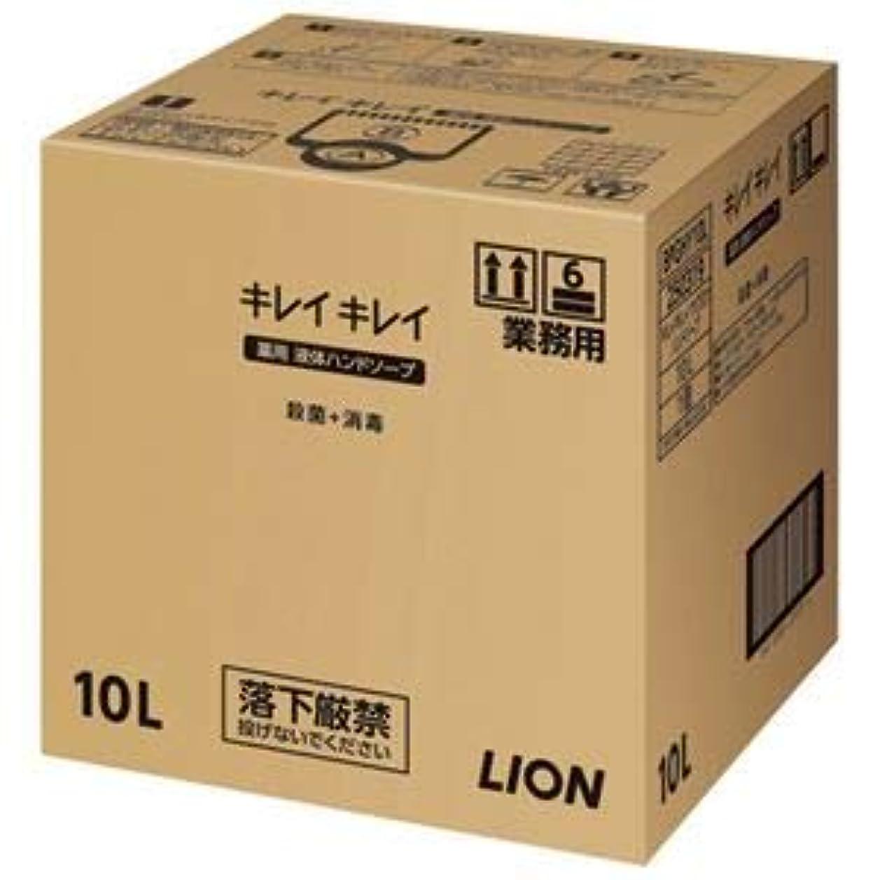 マーティンルーサーキングジュニアしっとり交渉するライオン キレイキレイ 薬用ハンドソープ 10L