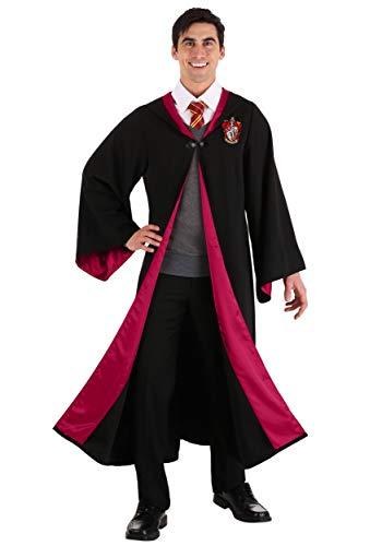 Jerry Leigh Disfraz de Harry Potter de lujo para adultos - rojo - X-Large