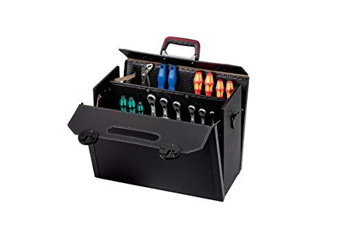 PARAT 17000581 Top-Line Werkzeugtasche, mit Mittelwand (Ohne Inhalt)