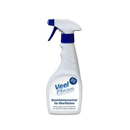 Veel Clean Desinfektionsreiniger – Flächendesinfektion, Desinfektionsmittel