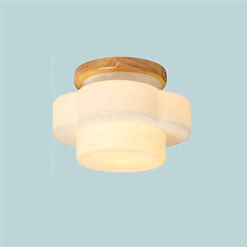 Thumby plafondlampen, plafondlampen, noord-stijl, houten plafondlampen, woonkamer, hal, hout, creatief vreemd licht, eenvoudige Japanse plafondlamp.