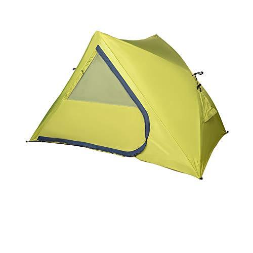 Outdoor-Campingzelte für 3-4 Personen, die Zelte werfen, Familienpark verdicken Sonnenschutzfahrzeug automatische automatische Öffnen und Schließen von Zelten-SkyBlue