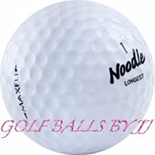 used noodle golf balls
