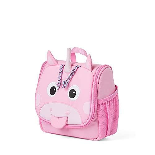 Affenzahn Kulturtasche - für 1-5 Jährige Kinder im Kindergarten als Kulturbeutel für Mädchen und Jungen