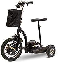 eWheels EW-18 Stand-N-Ride Scooter - Black - EW-18