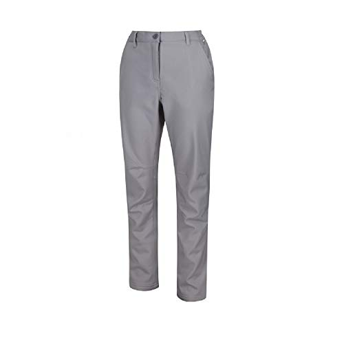 Regatta Womens Fenton Durable Softshell Walking Trousers