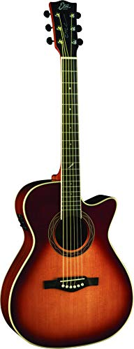 Eko One 018 Cw Eq Vintage Burst - Guitarra eléctrica