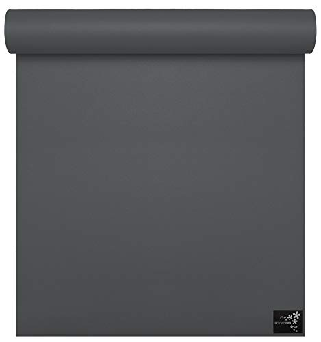 Yogistar Yogamatte Sun 6mm Graphite