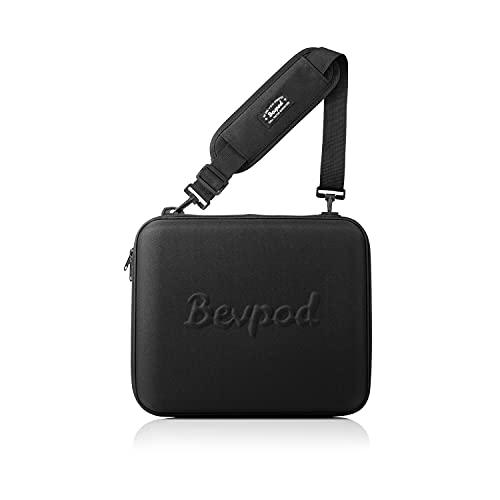 BevPod Ultra Slim Cooler Soft Bag - Leak-Proof & Soft Sided - (Shoulder Strap & Ice Sheet included) - Mini Portable Iceless Backpack - for Picnics, Hiking, Camping, Beach, Travel, Park - Men & Women