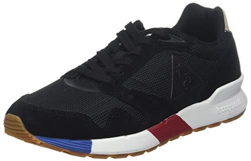 LE COQ SPORTIF Omega X Sport, Zapatillas Hombre, Negro (Black Noir), 40 EU