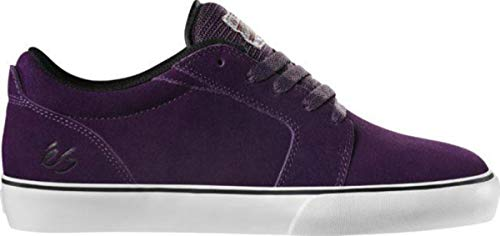 ES Skateboard Schuhe First Blood Purple/White - Sneakers, Schuhgrösse:38